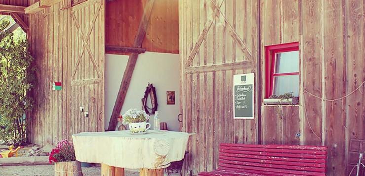 Friedls Stadelleben Bauernhof Allgäu